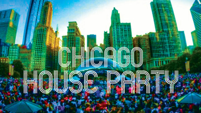 New chicago house music
