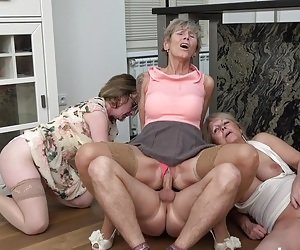 sisters hot friend threesome