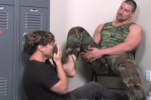 Gay porn in military