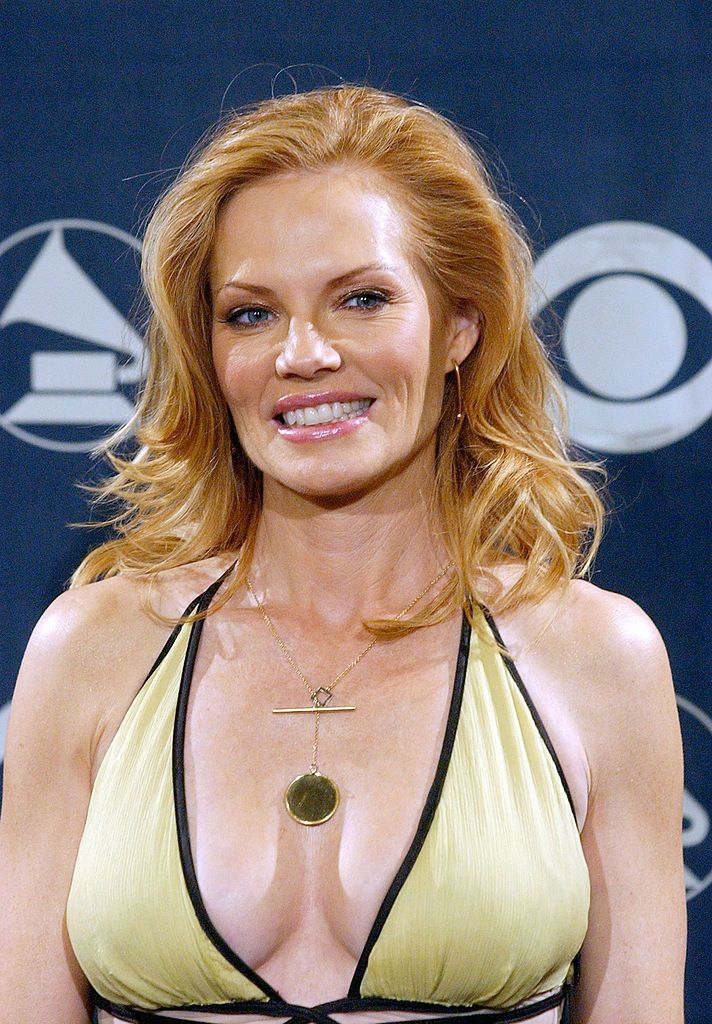 Marg helgenberger naked for play boy pictures