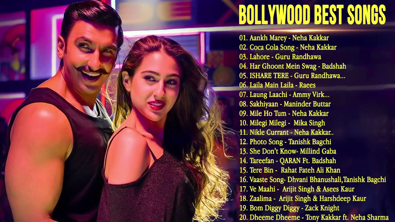 Most popular songs of 2019 bollywood