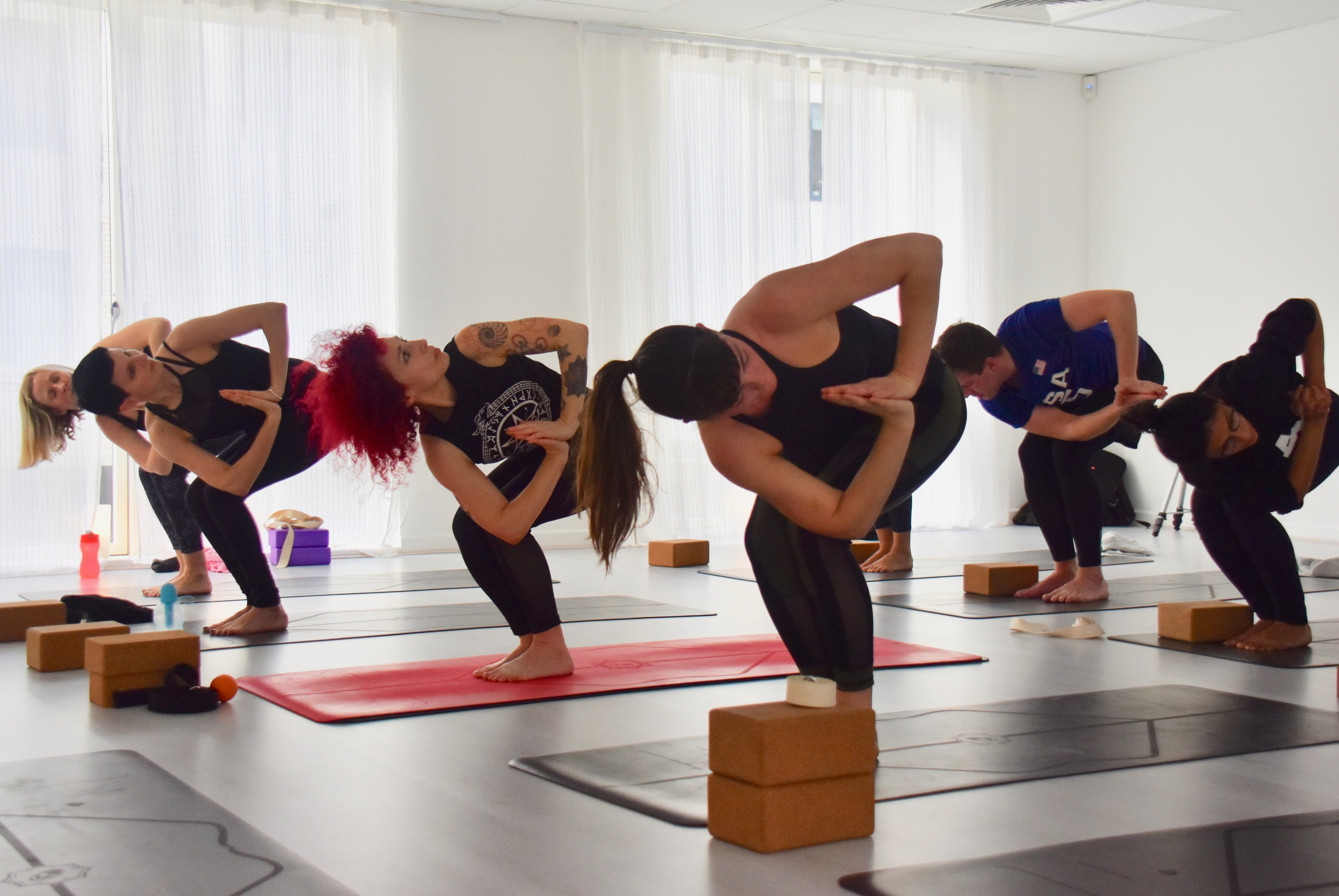 One on one yoga london