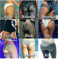 The best asses